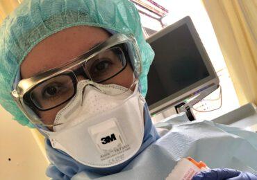 #coronadiaries - Meine Pandemie-Erlebnisse im Krankenhaus