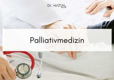 Professionelle Fürsorge am Ende des Lebens: Die Palliativmedizin